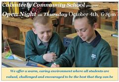 Open Night 2018