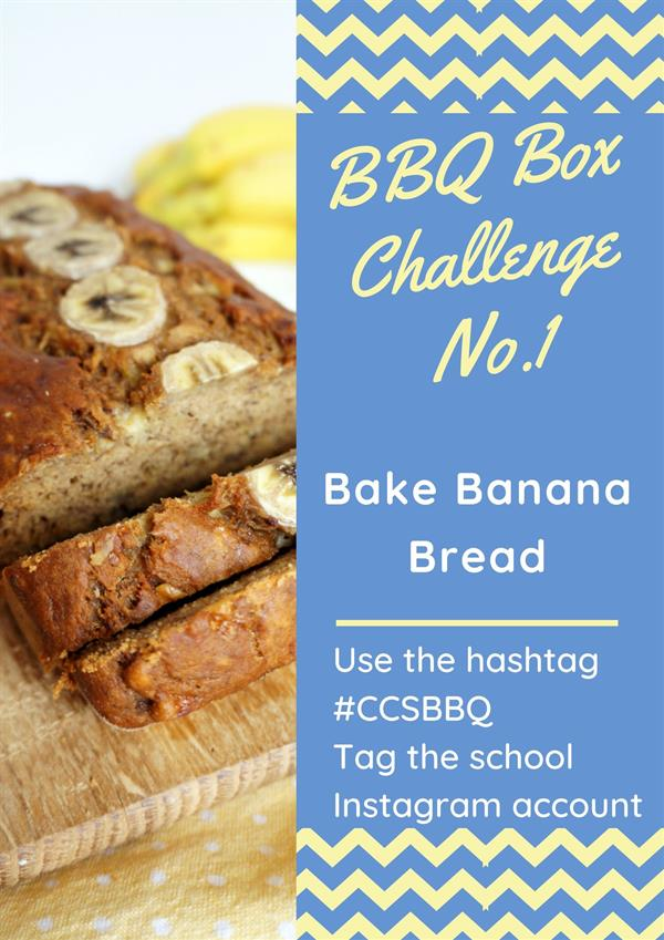 BBQ Challenge - Day 1 - Bake a Cake