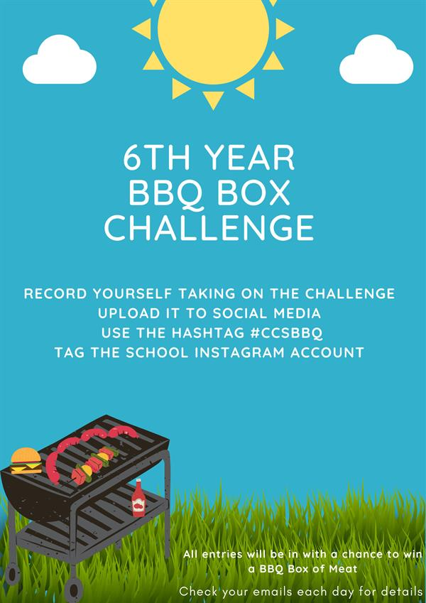 6th Year BBQ Competition