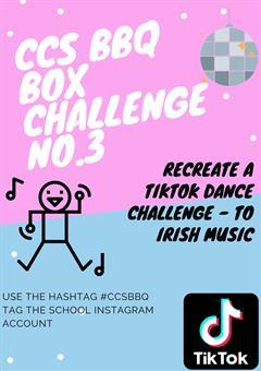 BBQ Challenge Day 3 - Recreate a TikTok Dance