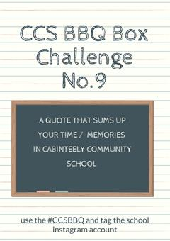 BBQ Challenge Day 9 - Create a Quote!